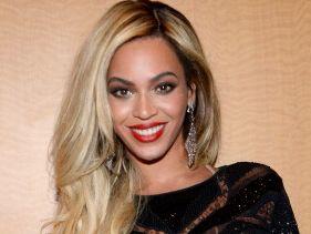 Beyonce's Valentine's Day underwear