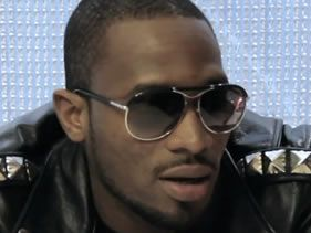 D'Banj hangs out with the president