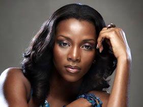 Genevieve Nnaji spotted in Jozi