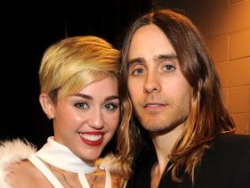Is Miley dating Jared Leto?