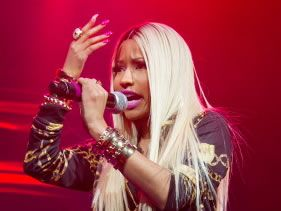 Fresh cut: Nicki Minaj