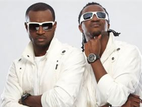 "African stars P-Square have released their first single of 2014.  titled ""Taste The Money (Testimony)""."
