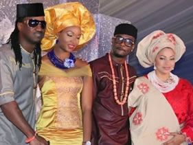 Guess who inspired P-Square to get married?