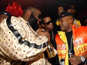 Rick Ross and Young Jeezy make peace