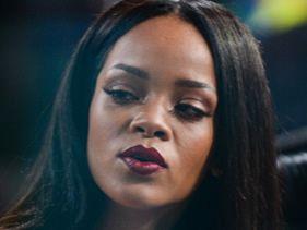Rihanna in trouble