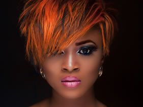 "Eva Alordiah has released new music titled  ""Deaf"""