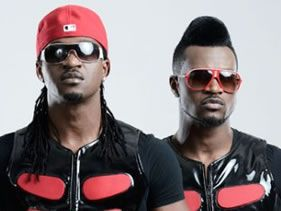 P-Square and Fally Ipupa gives back