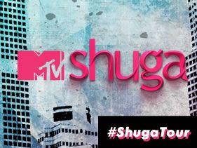 """""""On tour with MTV Shuga"""""""