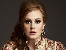 Is Adele working on a new album?