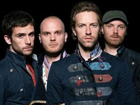 New video: Coldplay