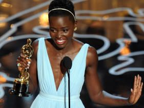 Lupita Ngony'o wins big!