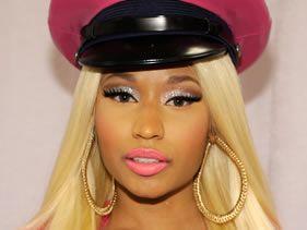 Nicki Minaj's naked selfies
