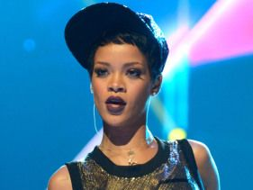 Rihanna's big night!