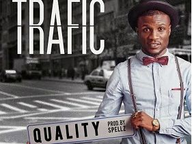"Upcoming Nigerian artist Trafic has released the video for his single titled ""Quality"""