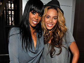 Beyoncé not invited to Kelly's wedding