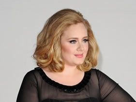 Adele scores 24th week at number one!