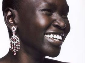 MTV Base Meets…with MTN learns from Alek Wek