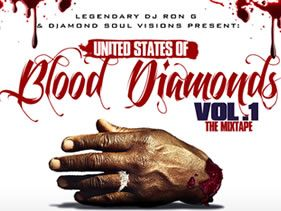 United States of Blood Diamonds mixtape out