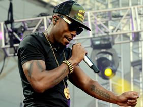 B.o.B debuts at number five with Strange Clouds
