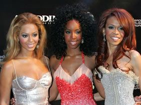 Destiny's Child is back!