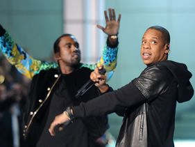 Jay-Z and Kanye West set to premiere new video today
