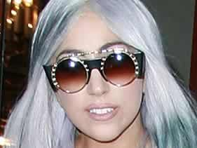 Gaga's videos viewed one-billion times
