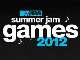 MTV's Summer Jam Games have arrived!