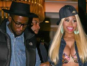 Nicki Minaj signs Naija artist!