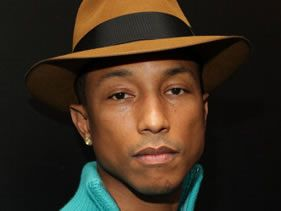 GQ bestows Pharrell with honorary title!