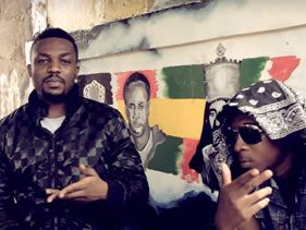 "R2Bees ""Love"" video"
