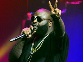 "Rick Ross shows off The Boss Life in ""Amsterdam"""