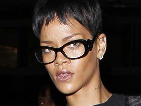 Rihanna rocks Balmain campaign