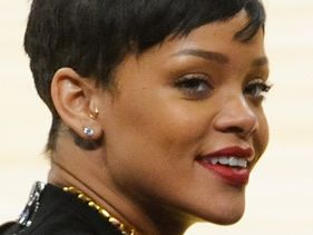 Rihanna debuts fashion line
