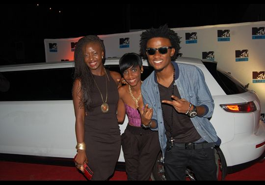 MTV Base VJ Search Nigeria After Party!