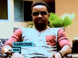 MTV News Interviews Sarkodie