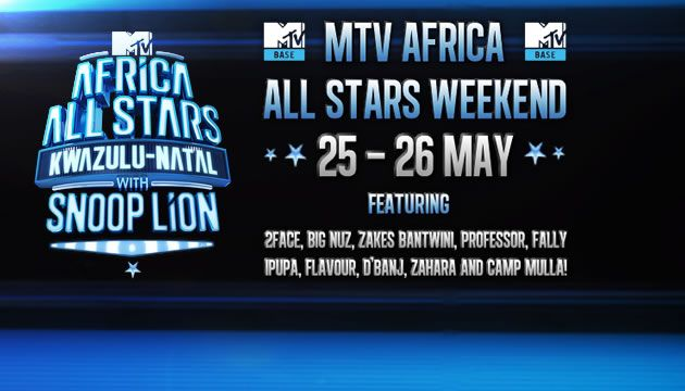 MTV Africa All Stars Weekend