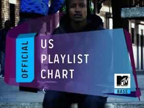 Official US Playlist Chart 14-05-2013