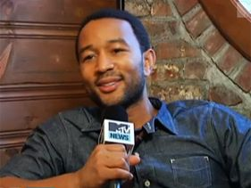 John Legend in SA