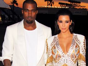 Kimye wedding fever