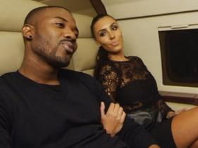 Ray J's wedding gift to Kimye