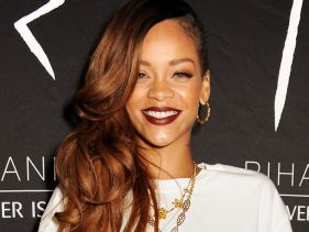 Fashion world honours Rihanna