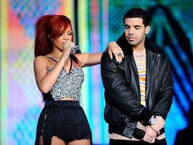 Drake and Rihanna inseparable!