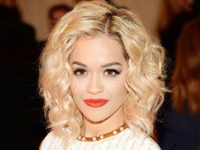 Rita Ora's topless pic