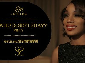 Seyi Shay opens up